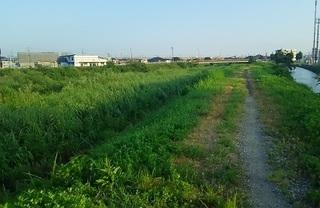 北長岡駅までの道程