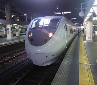 681系 特急しらさぎ12号